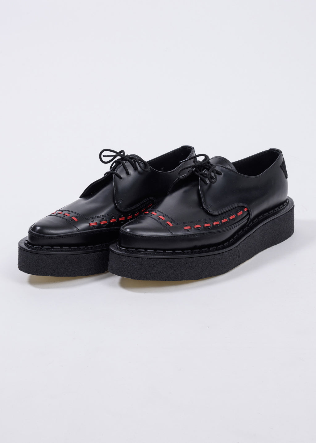 Black George Cox Edition Gibson Creepers