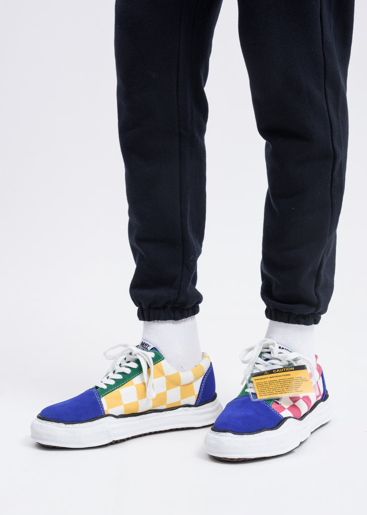 Multi Gingham Original Sole Sneaker