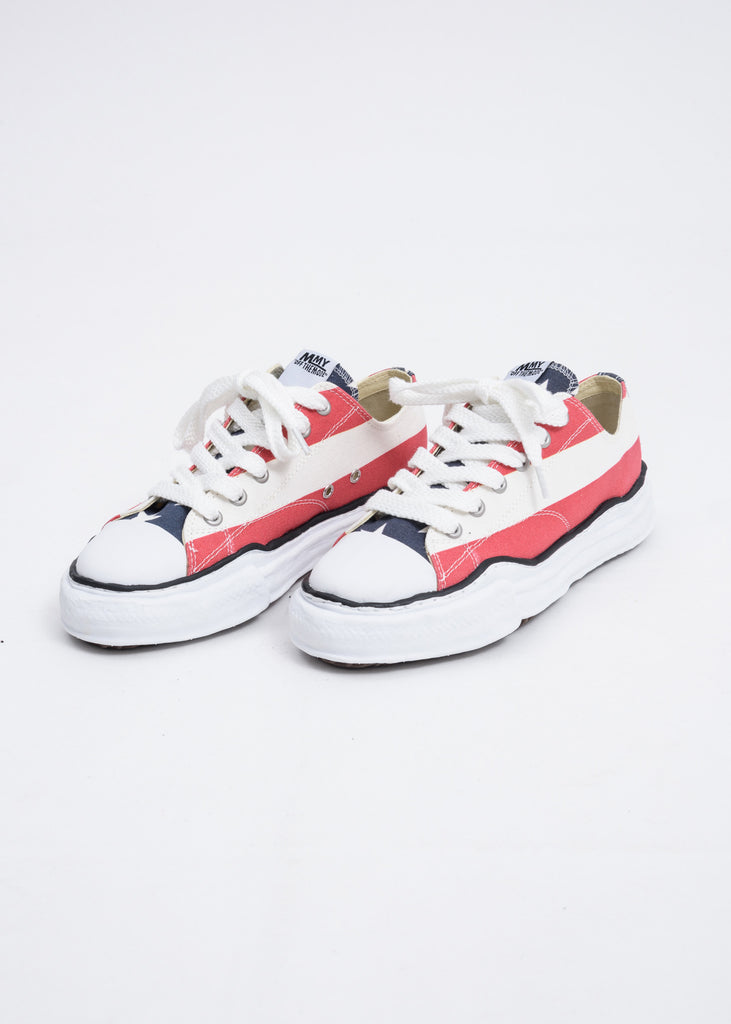 Multi Stars and Stripes Original Sole Sneaker