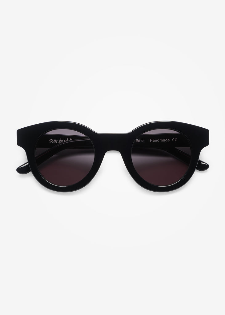 Black Edie Sunglasses