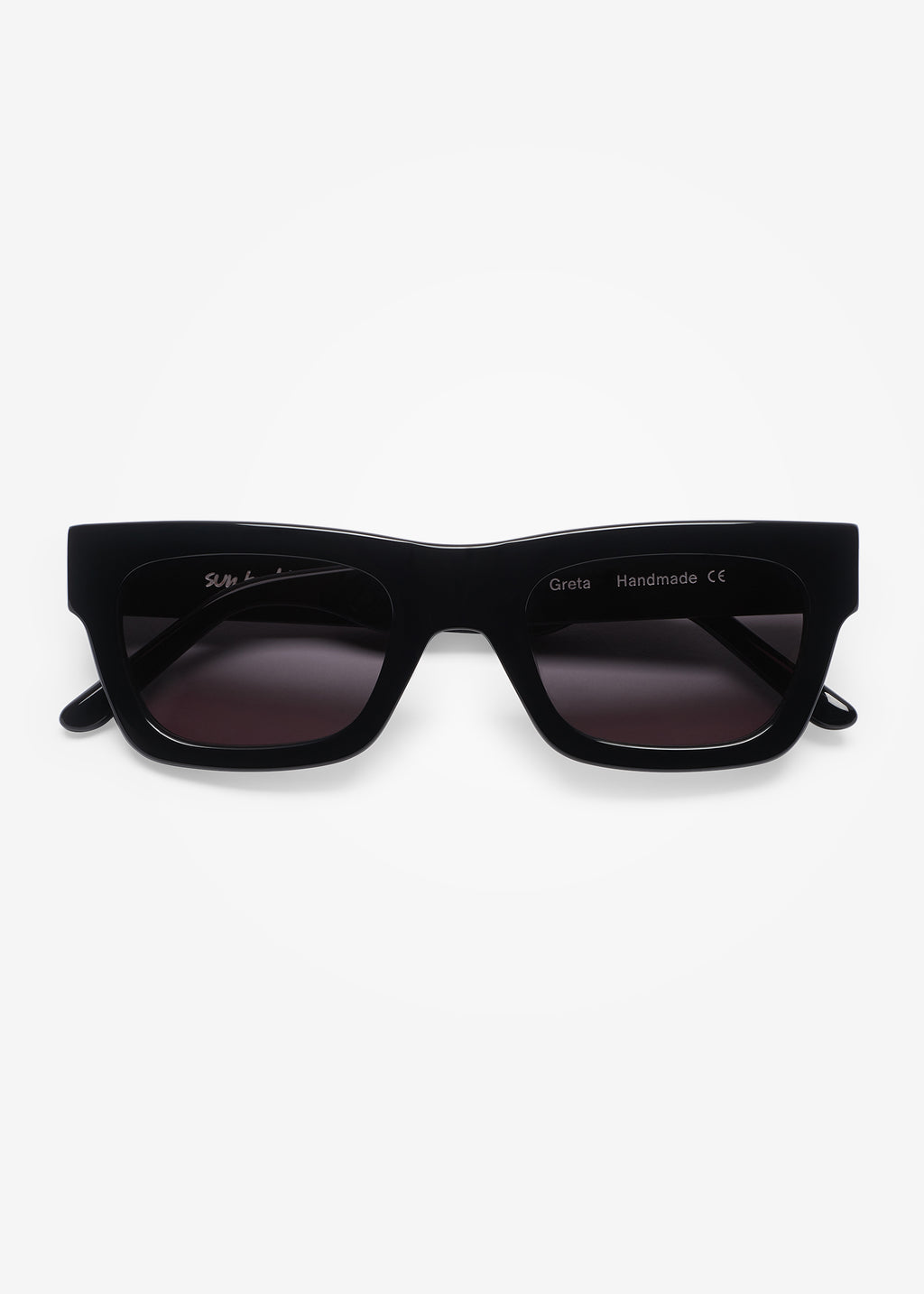 Black Greta Sunglasses