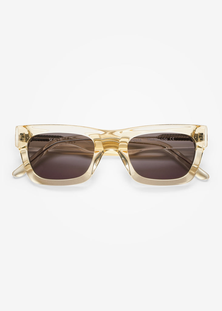 Melted Butter Greta Sunglasses