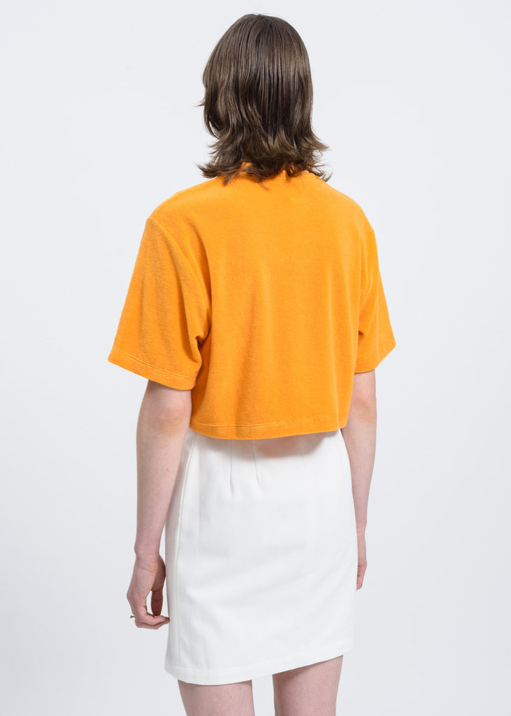 Orange Hole T-Shirt