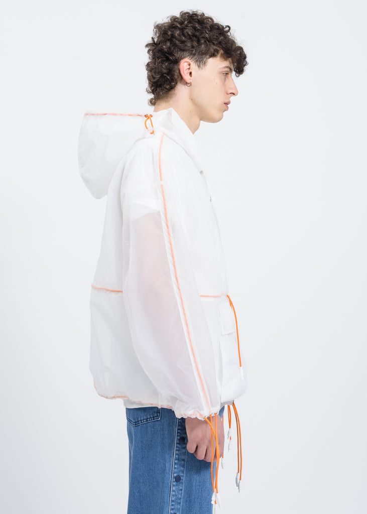 Transparent Anorak