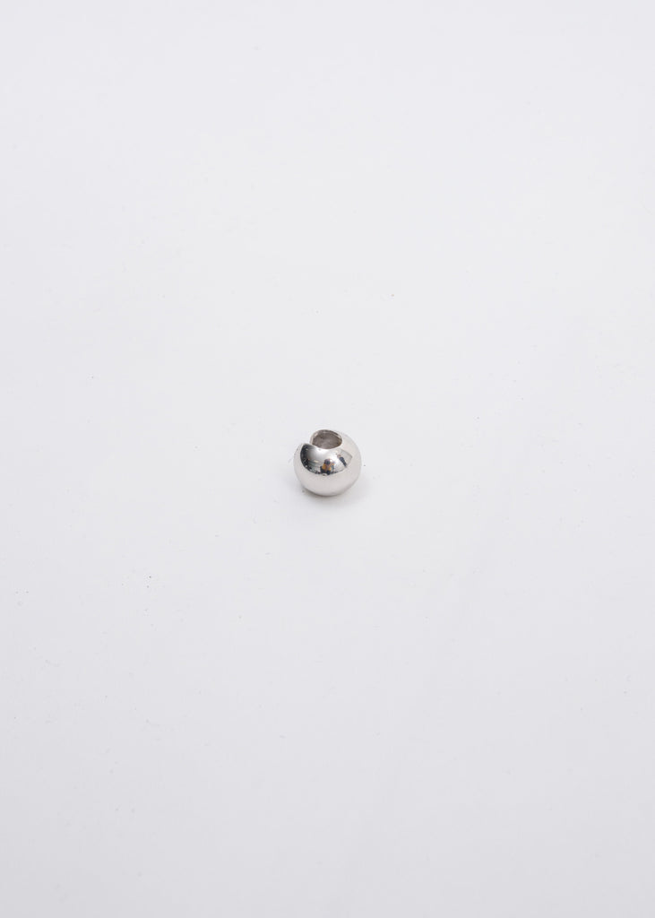 Silver Sphere 15 Ear Cuff
