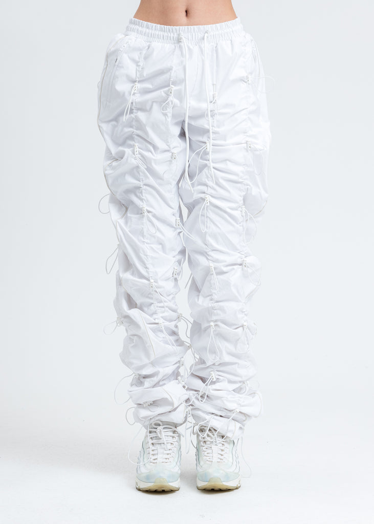 White GOBCHANG Pants