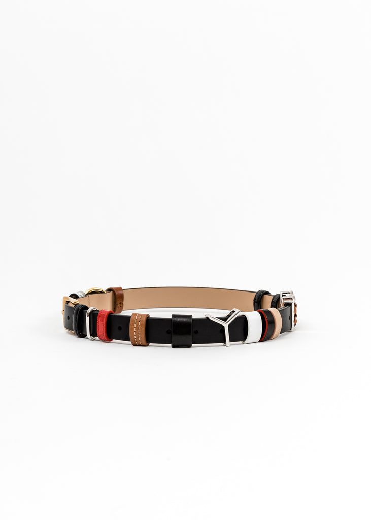 Black Y Multi Belt