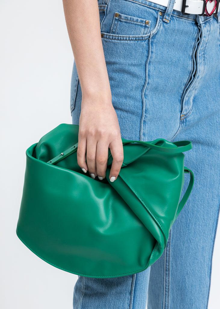 Green Infinity Mini Bag