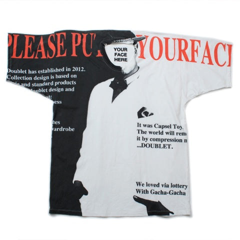 Doublet, Toy Capsule Movie Poster Faceout Compressed T-Shirt (Single), 017 Shop