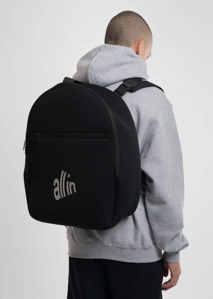 Black 3M Signal Backpack