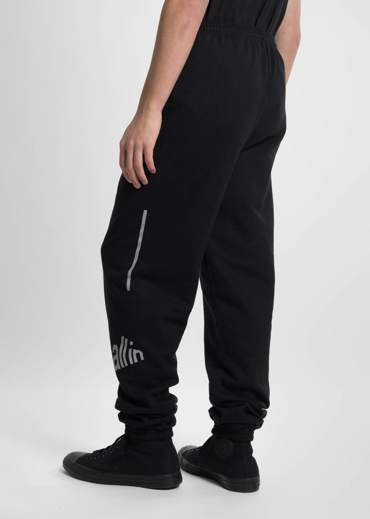 Black Signal Sweatpants