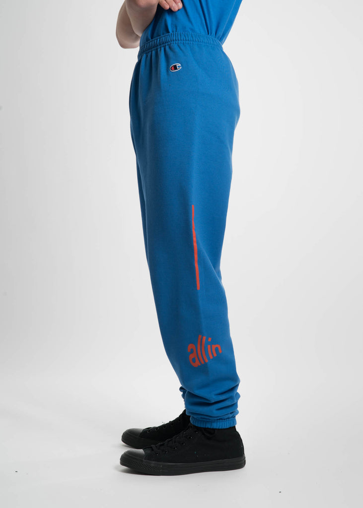 Blue Signal Sweatpants