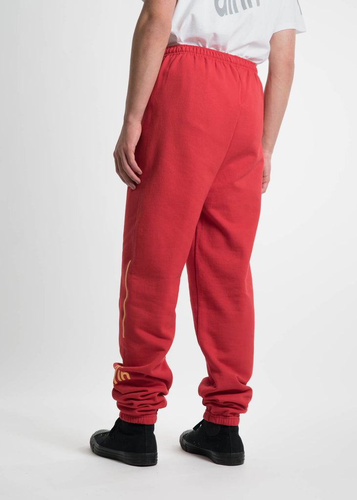all in, Red Signal Sweatpants, 017 Shop