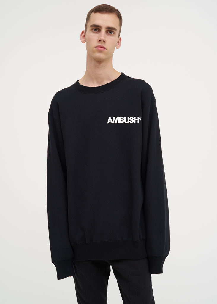 Black Ambush Sweatshirt