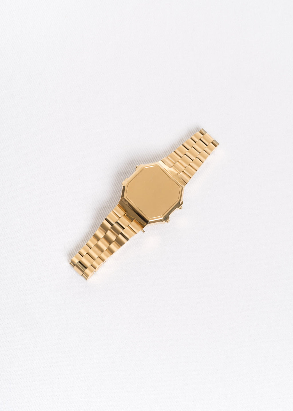 Gold Timeless Watch Bracelet
