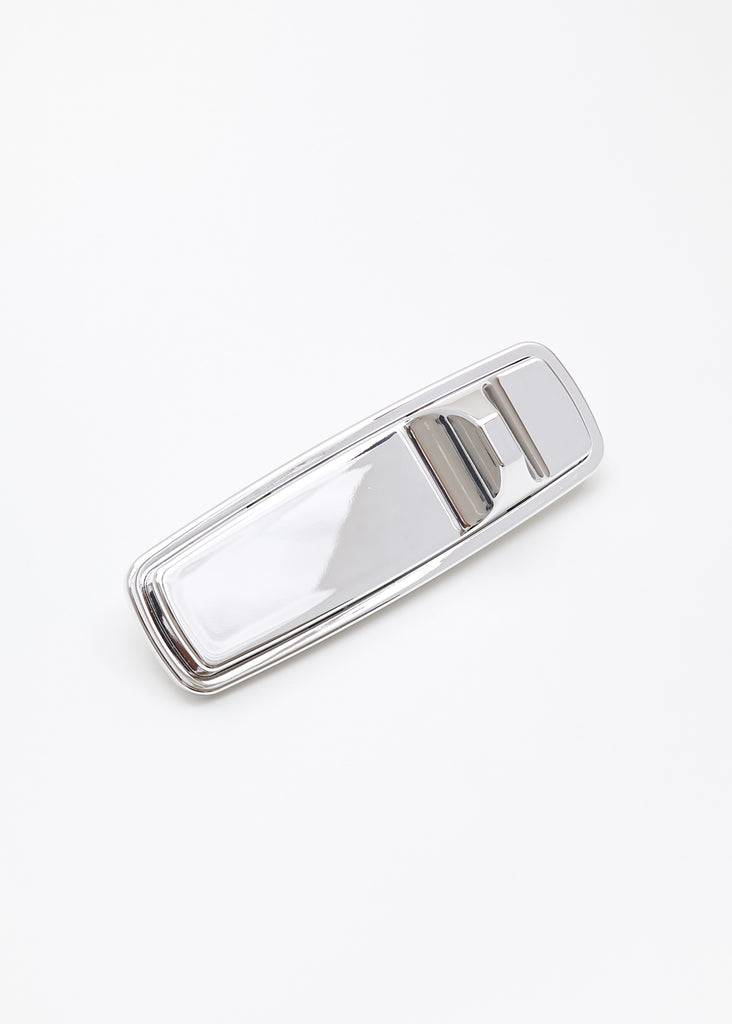 Silver Security Tag Pin