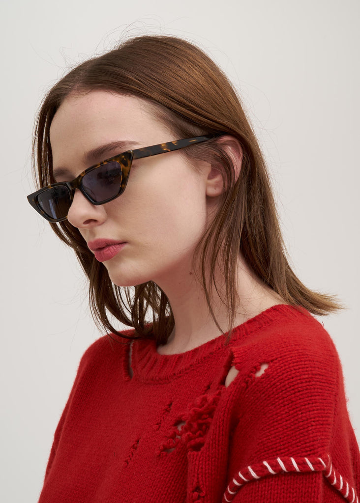 Tortoise Molly Sunglasses