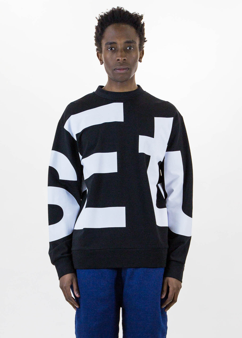Etudes, Factor Crew Meta Sweatshirt, 017 Shop
