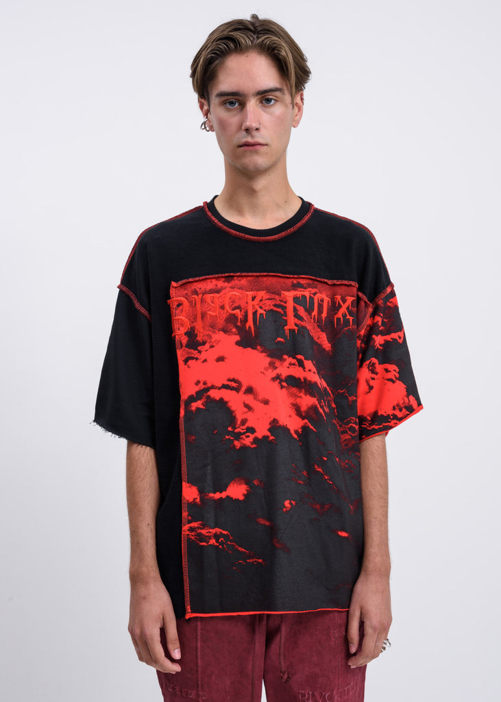 Black Red Clouds T-Shirt