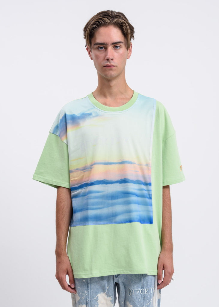 Green Clouds T-Shirt