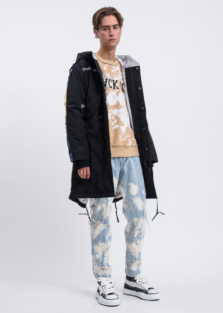 Clouds Fishtail Jacket