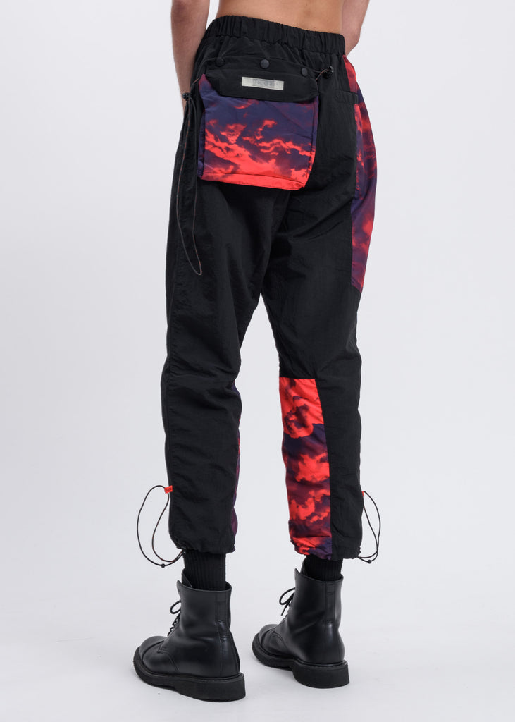 Black Clouds Track Pant