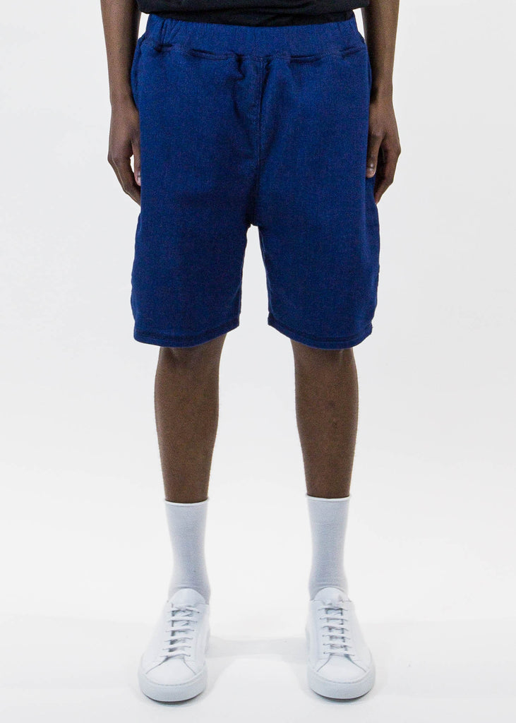 House Indigo Shorts