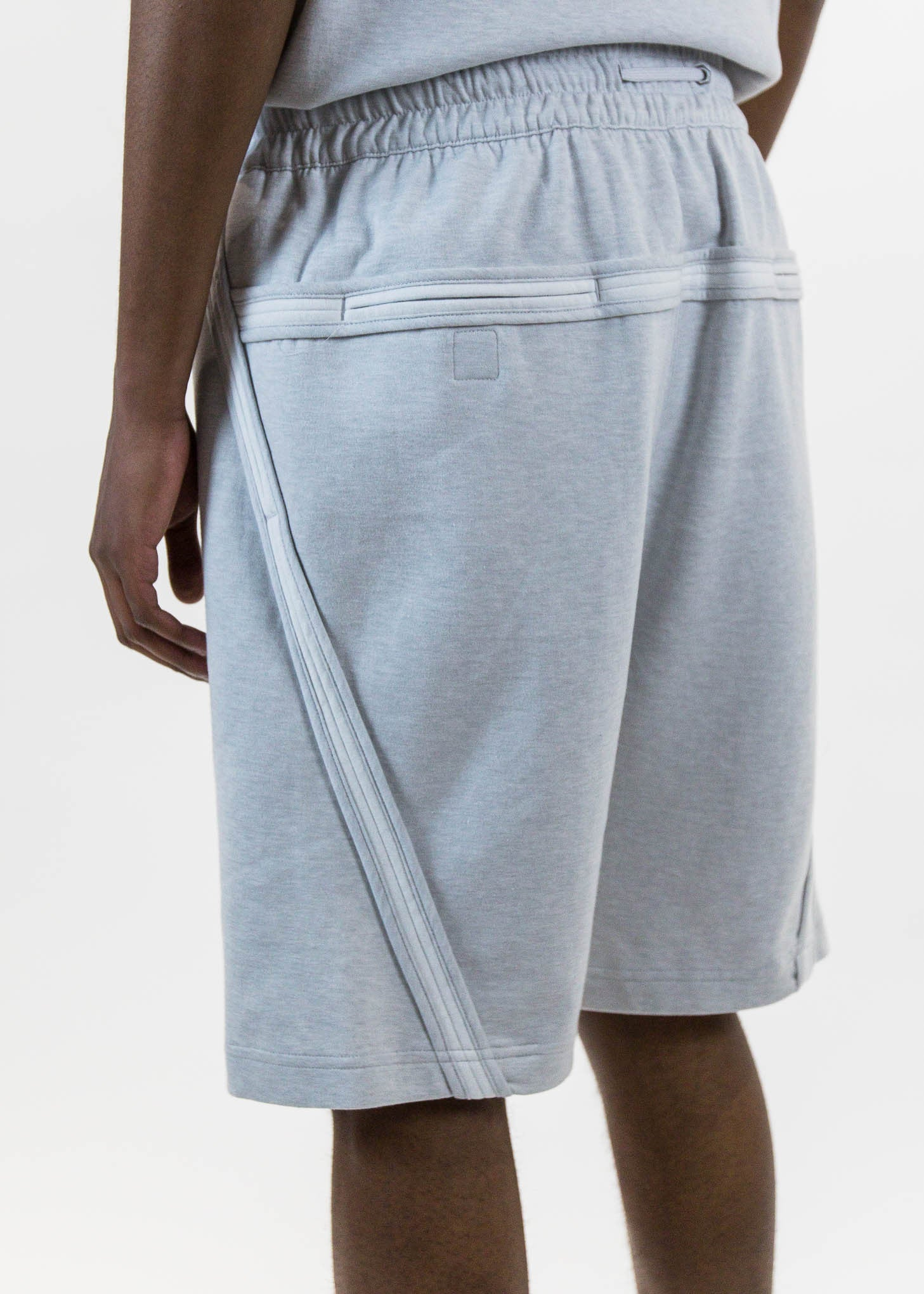 Bound Seam Shorts