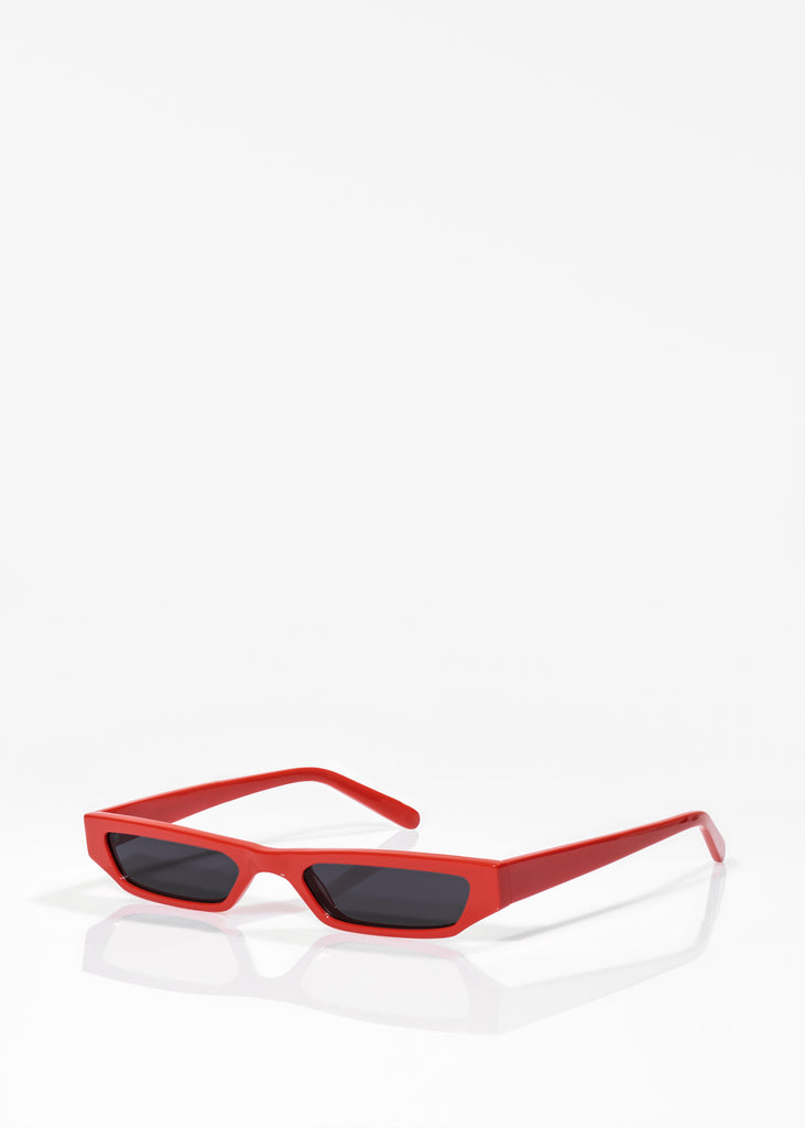 Racer Red Pris Sunglasses