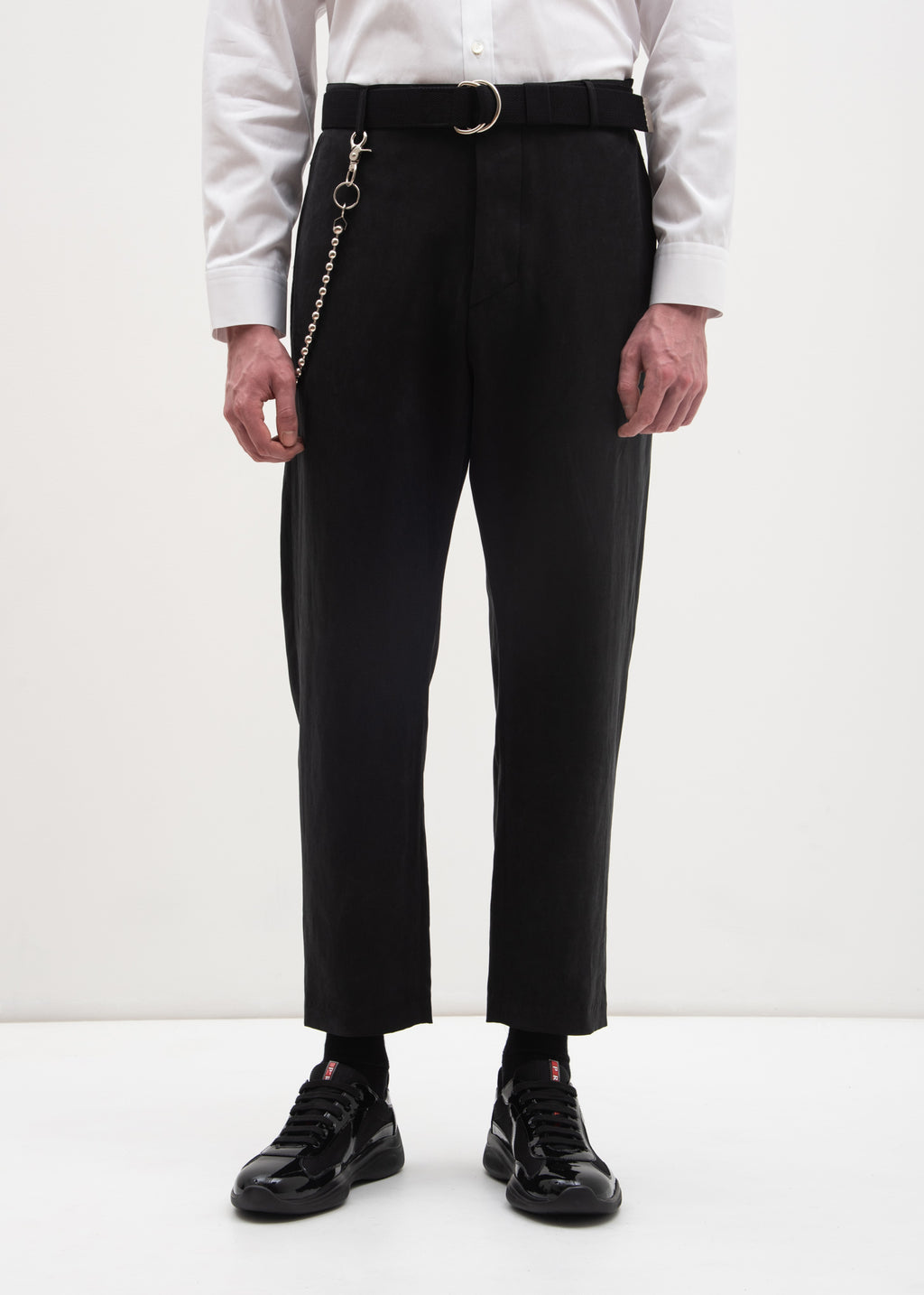 Black Trouser w/ Chain