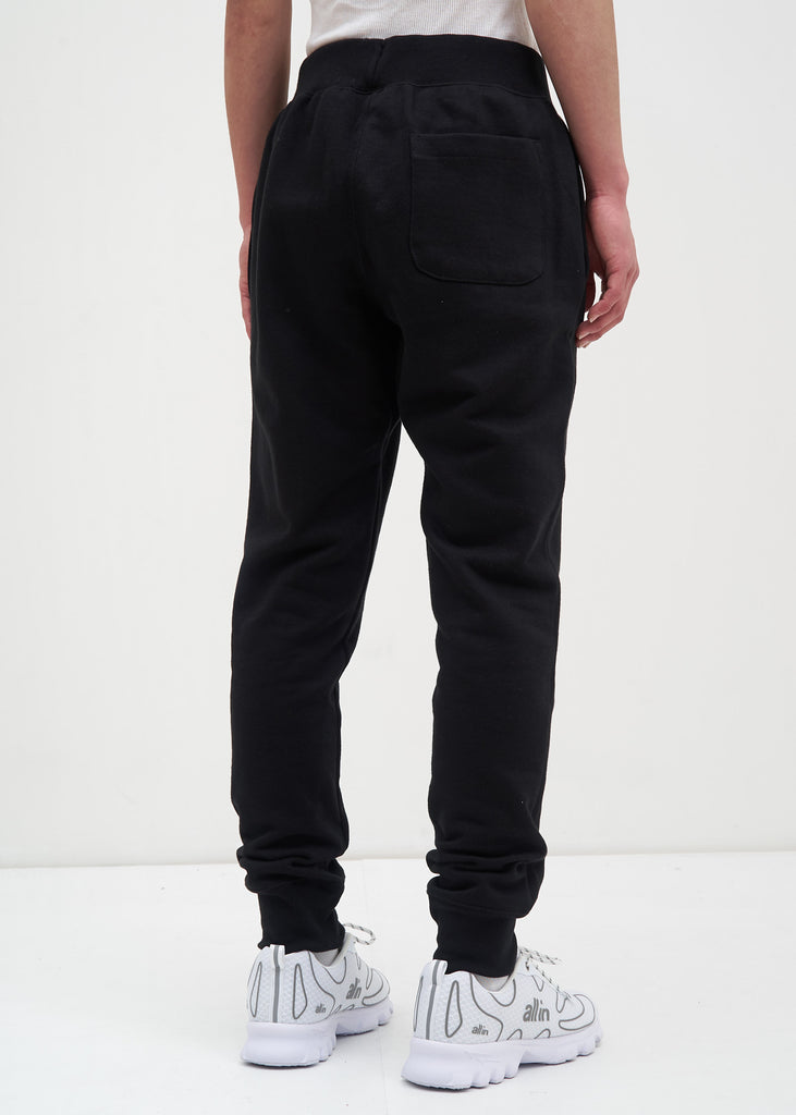Black Sublimated Sweatpants