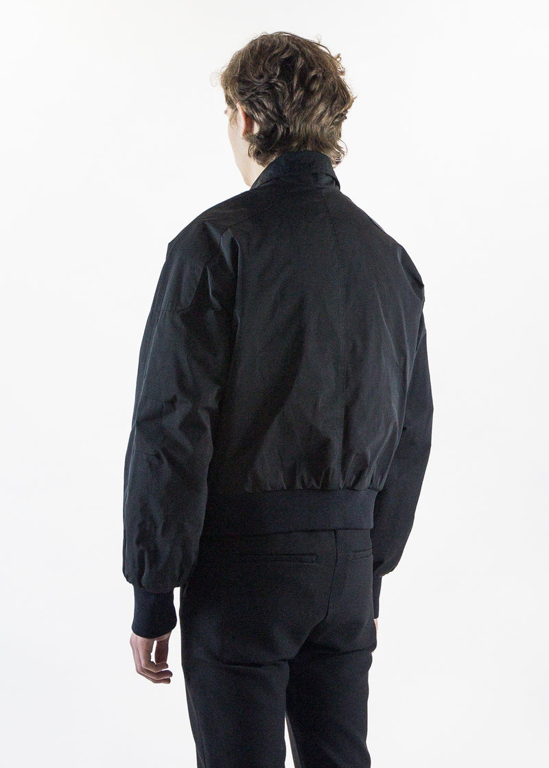 Luke Bomber Jacket with Pockets