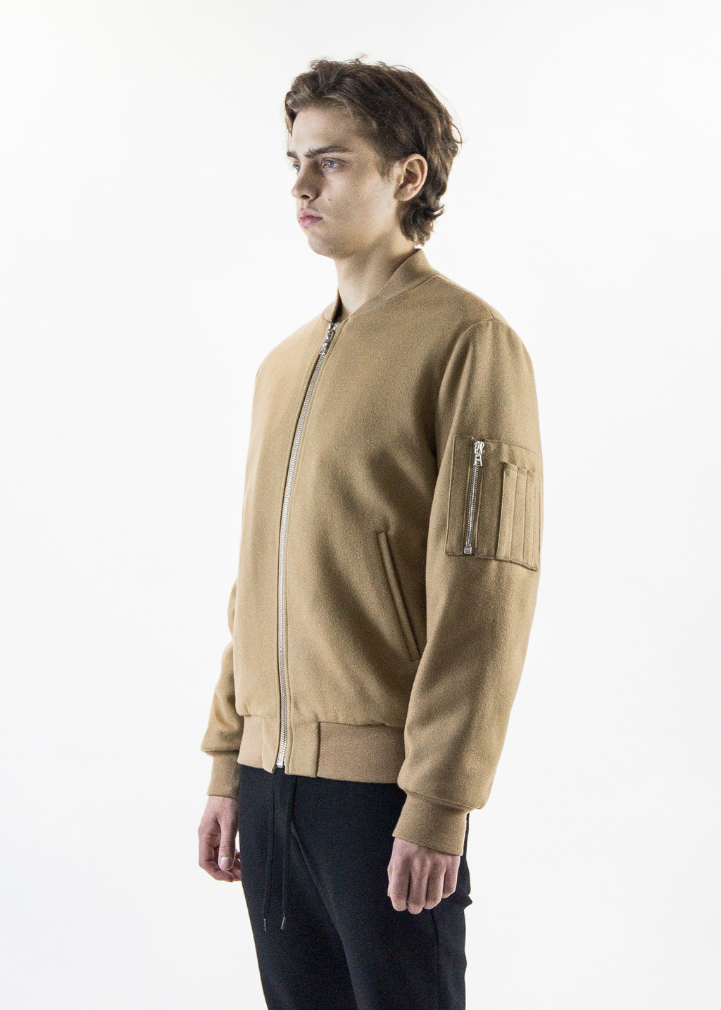 Mathys Wool Bomber