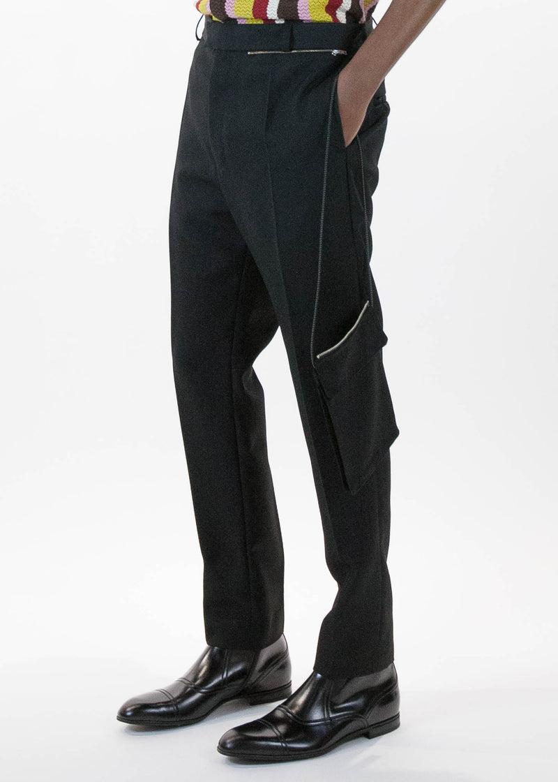 Stetson Trousers with Detachable Pouch