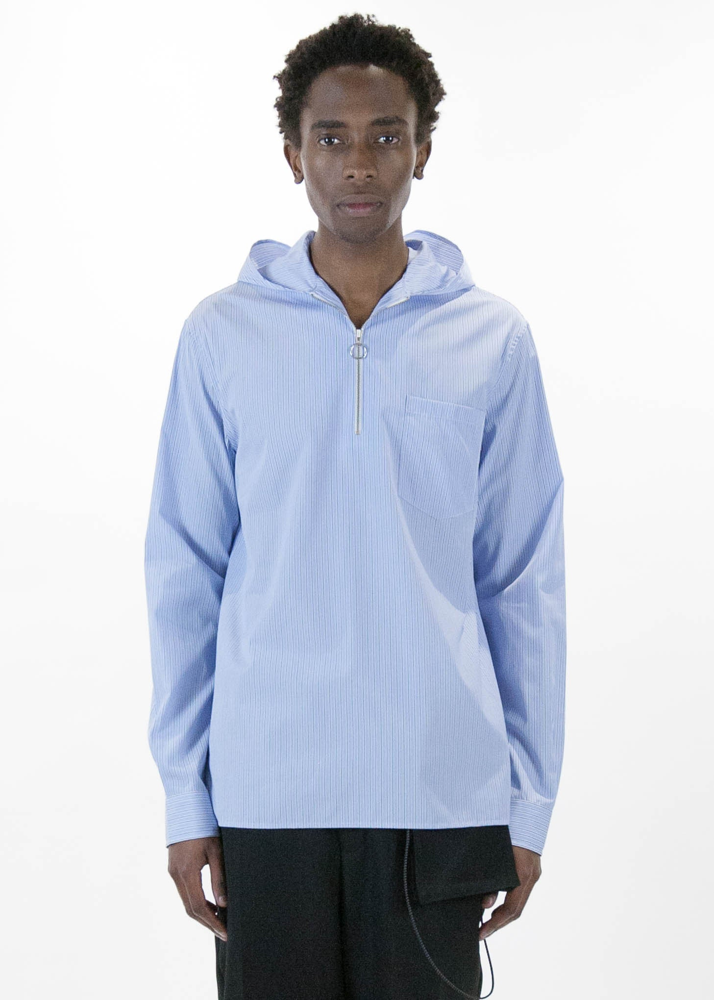 Wil Hooded Shirt