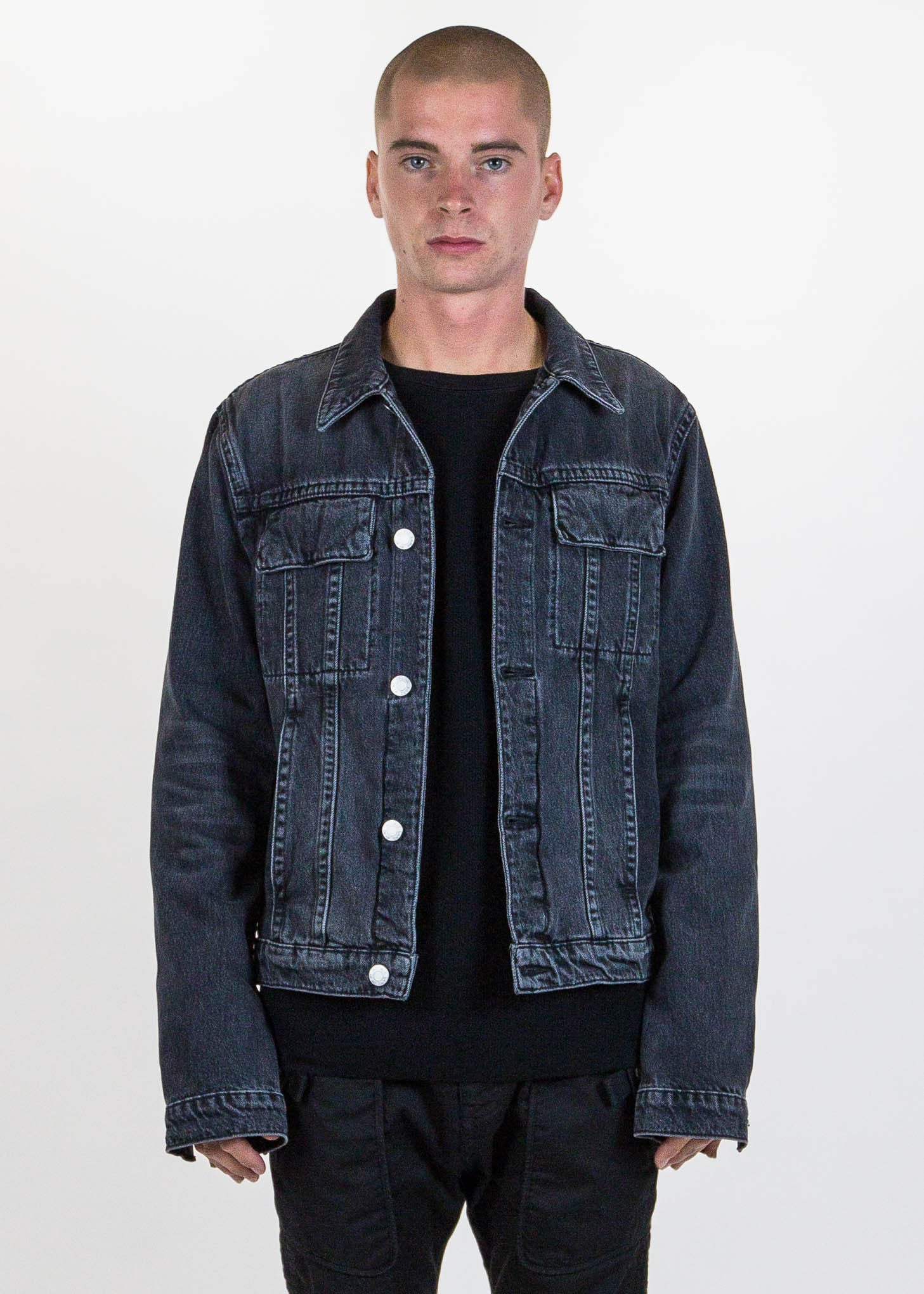 Coal Wash Mr 87 Denim Jacket