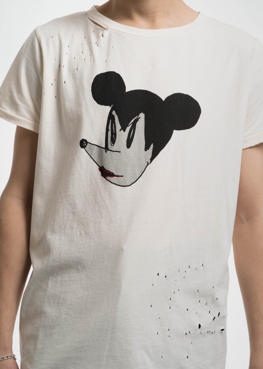 White Micky T-Shirt