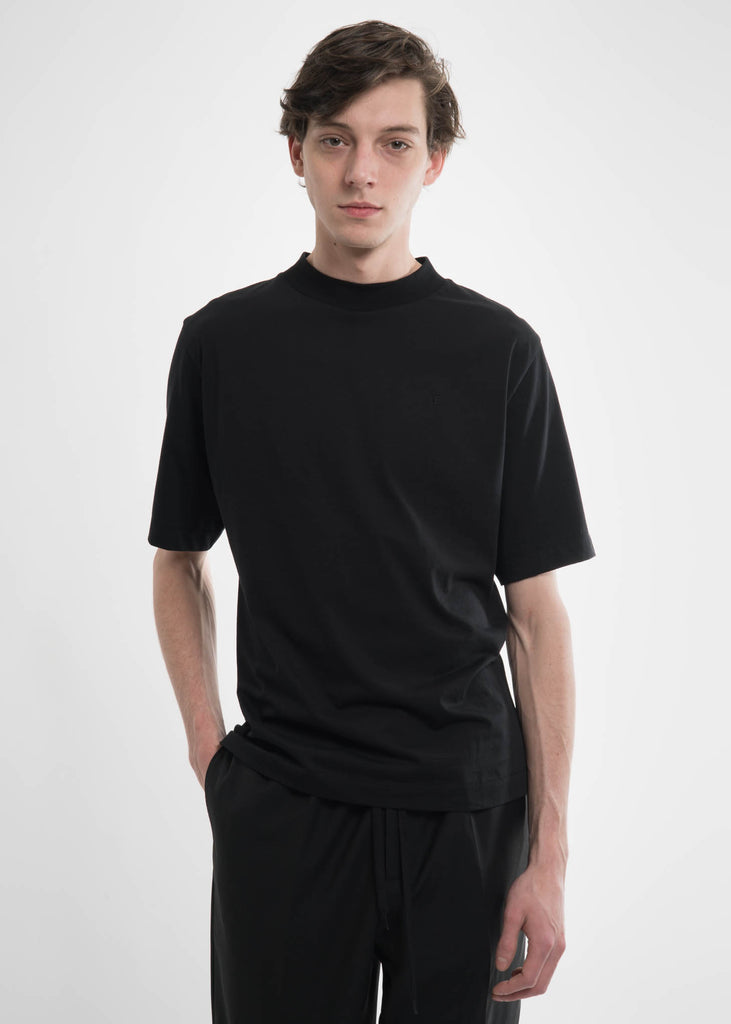 Etudes, Black Award T-Shirt, 017 Shop