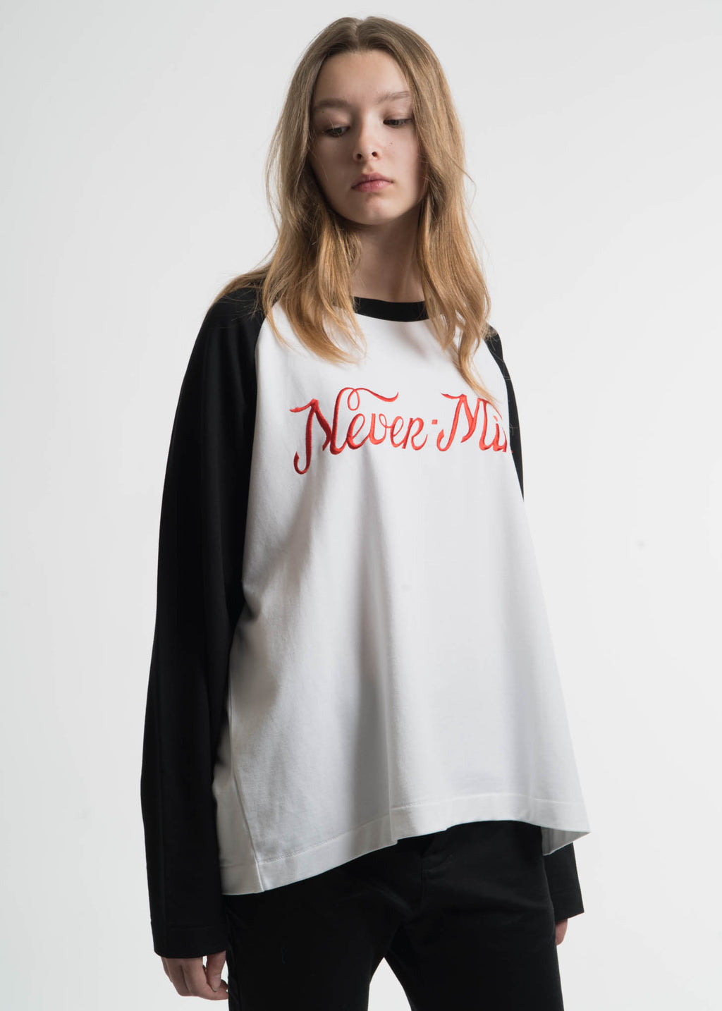 Black Desert Nevermind Long Sleeve
