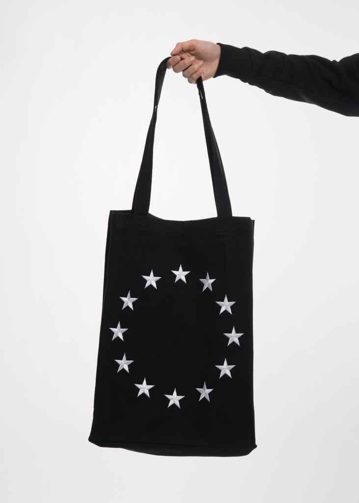 Etudes, Black Europa October Tote Bag, 017 Shop