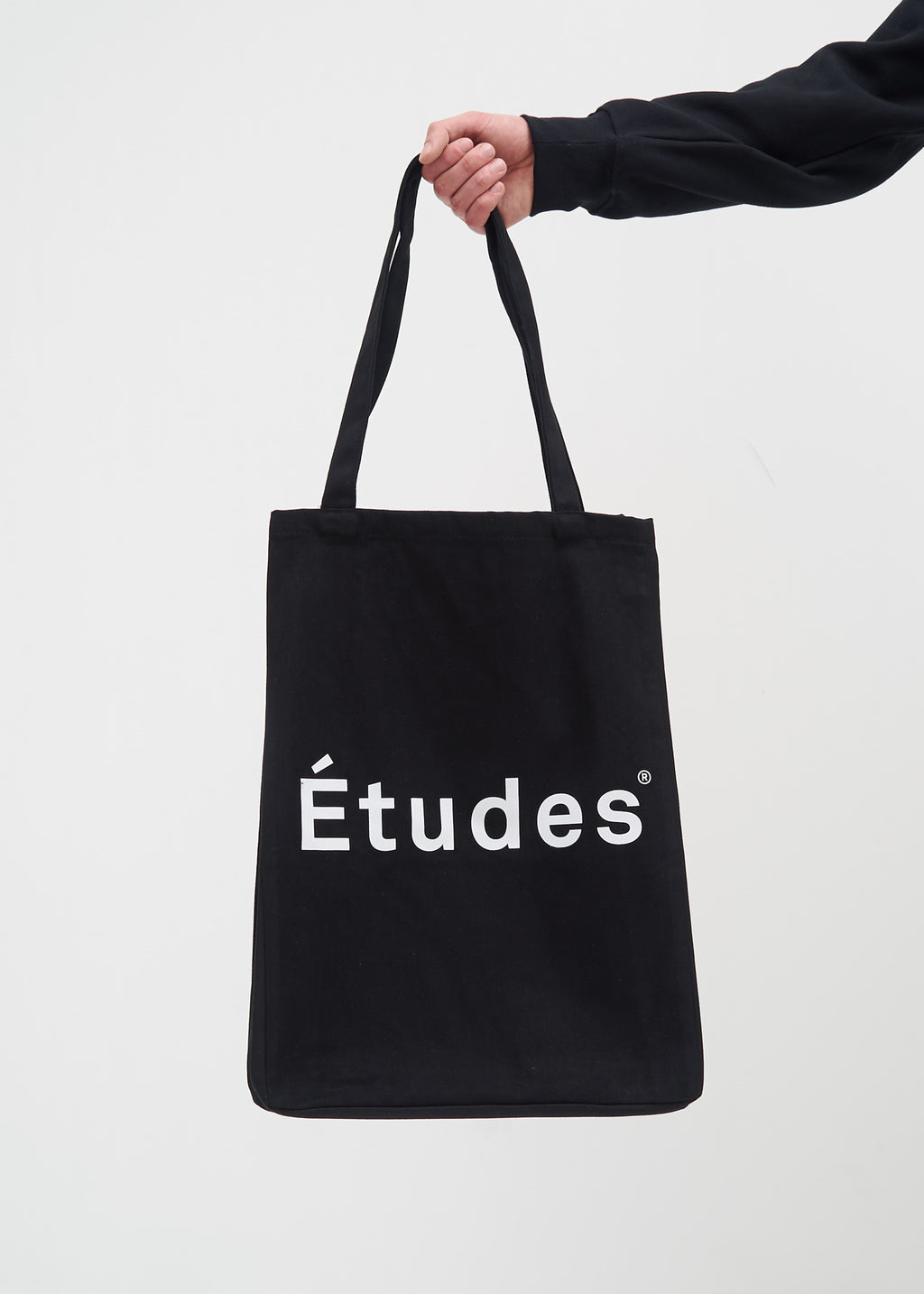 Black November Tote Bag