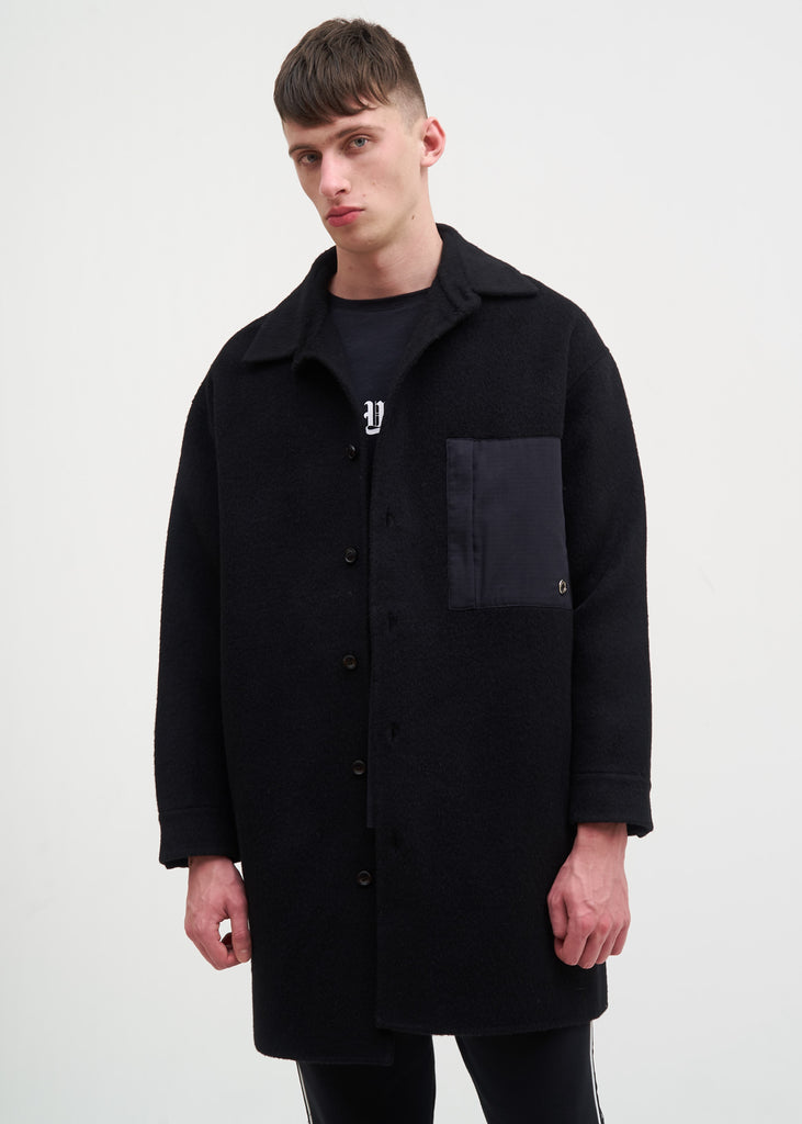Etudes, Black Sublime Coat, 017 Shop