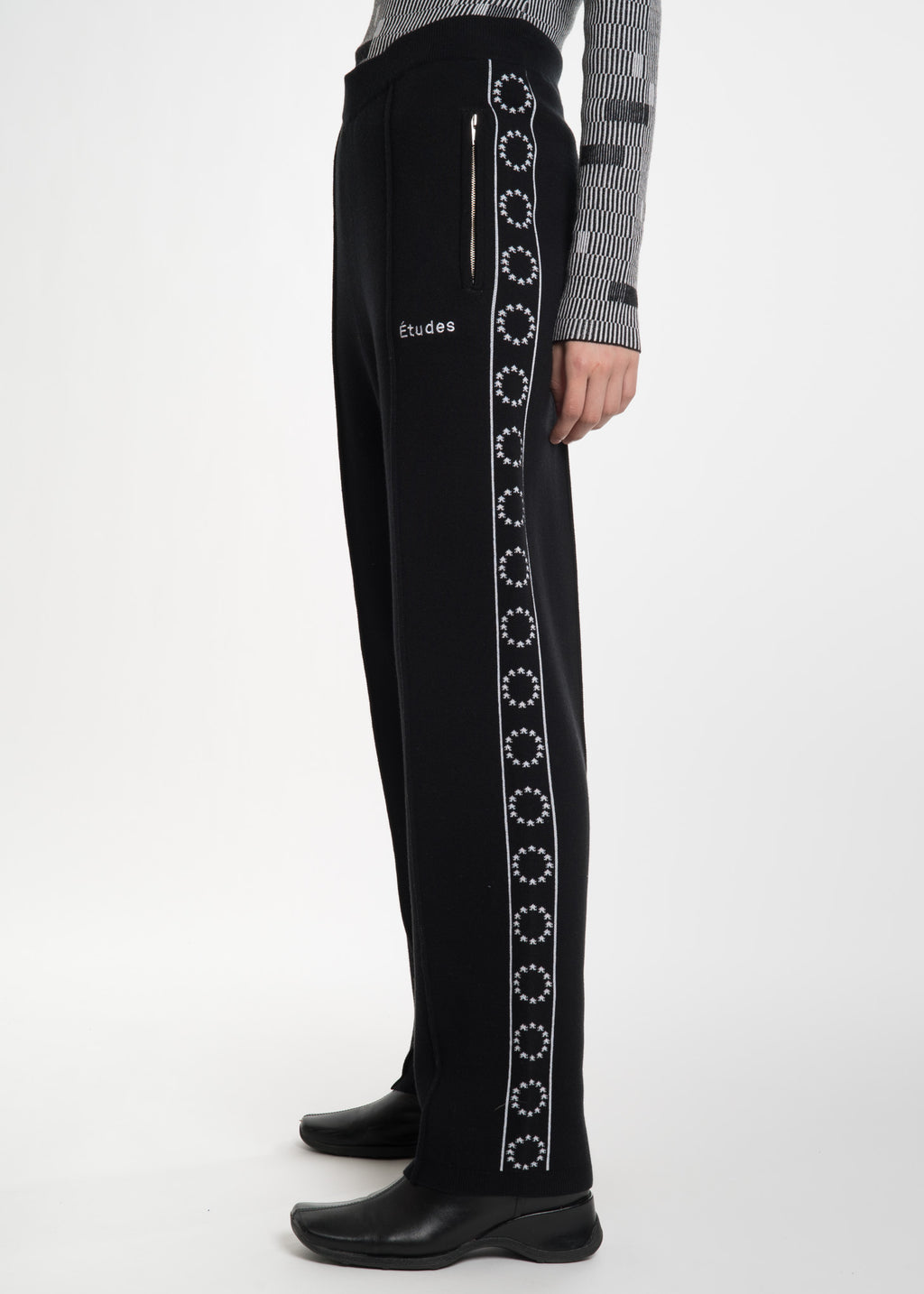 Black Time-Out Pant