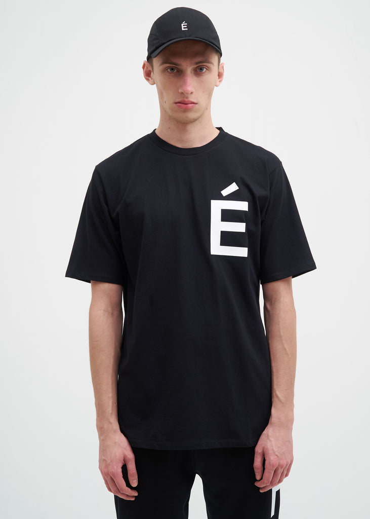 Etudes, Black Wonder Accent T-Shirt, 017 Shop
