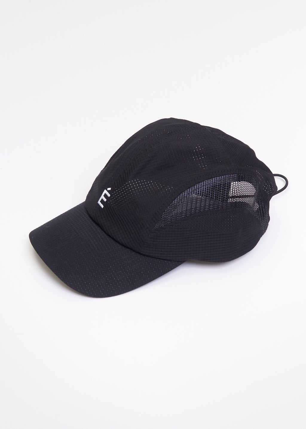 Black Zone Accent Hat