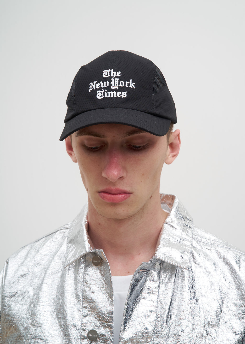 Black Zone New York Times Hat
