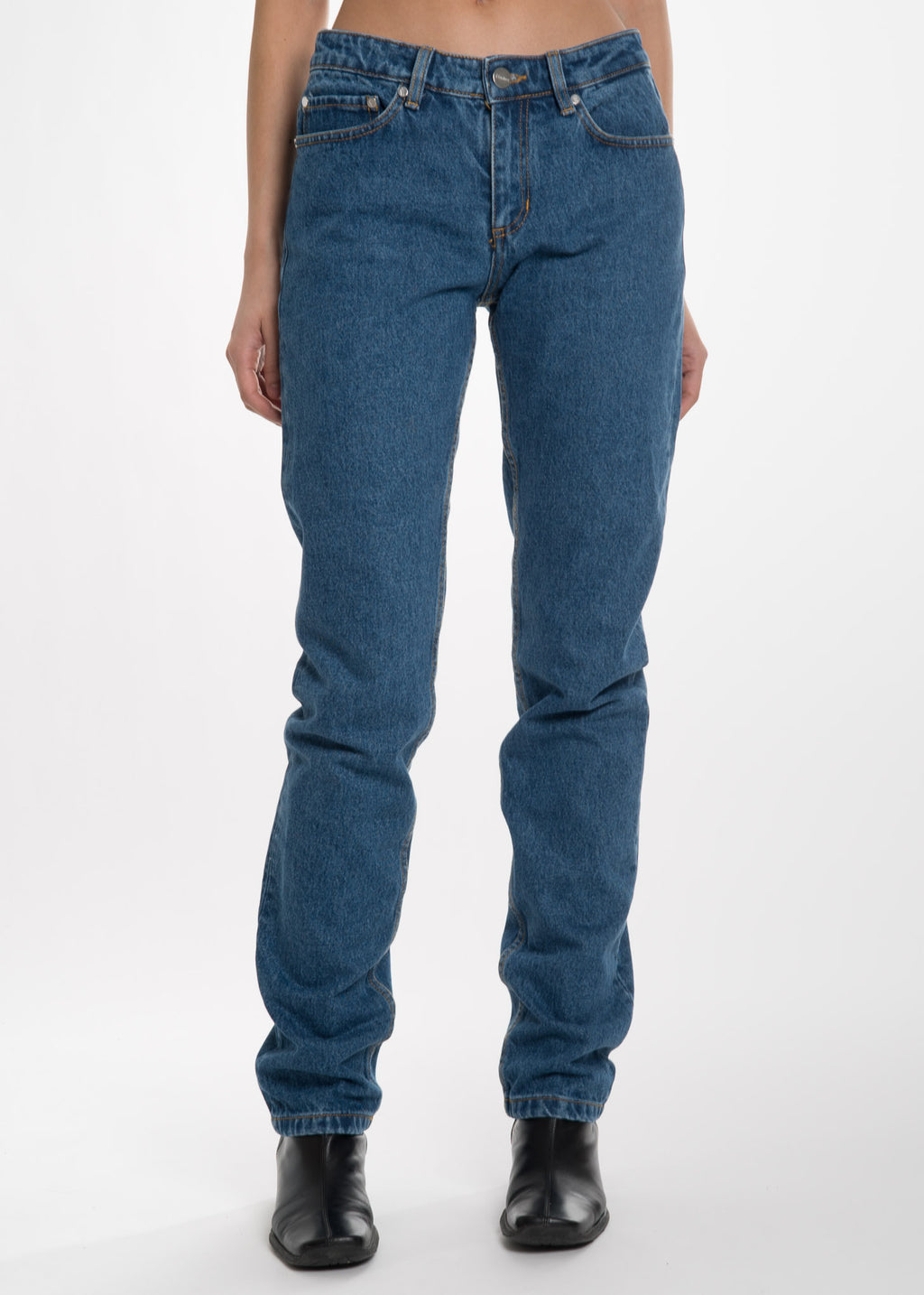 Blue Tableau Stone Wash Jeans