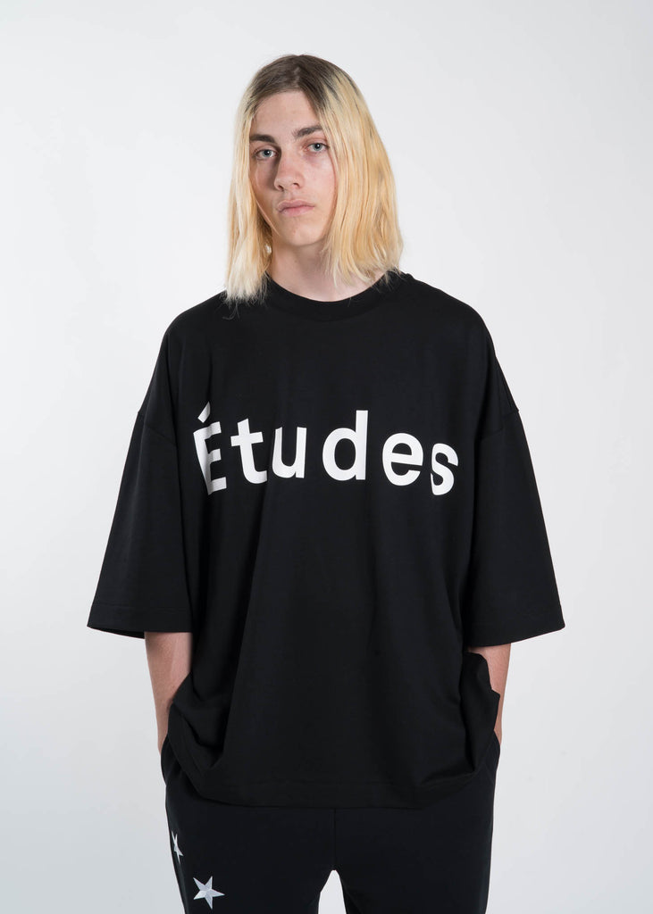 Etudes, Black Desert Etudes T-Shirt, 017 Shop