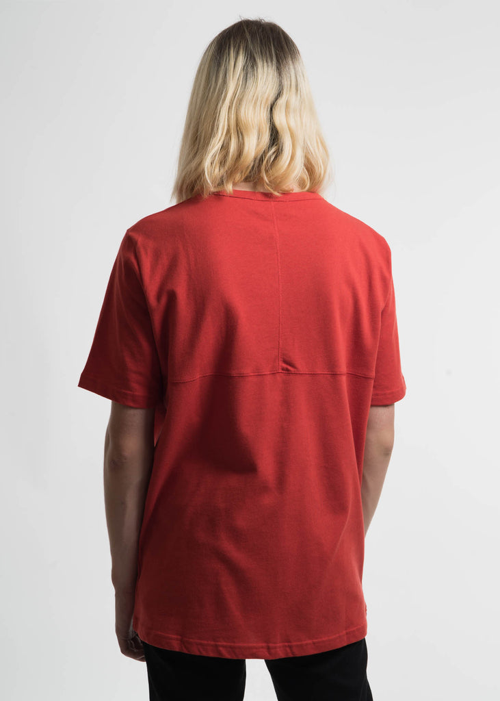Red Unity Nevermind T-Shirt