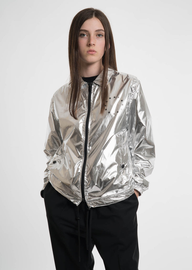 Etudes, Silver League Coach Jacket, 017 Shop